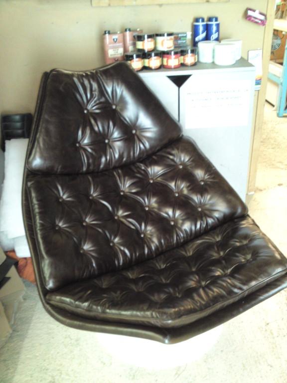 fauteuil GEOFFREY  D. HARCOURT  // ARTIFORT