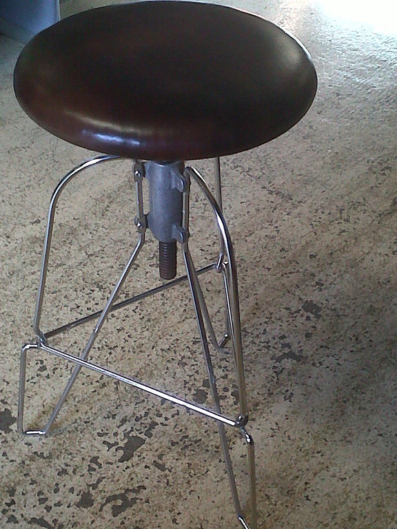 TABOURET JEFF COVEY