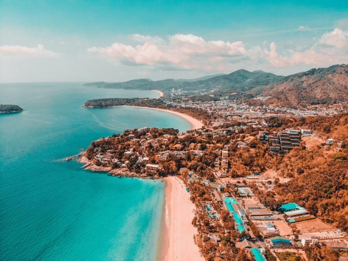 Thai resort of Phuket reopens to international travellers