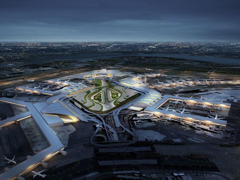 New York Airport JFK