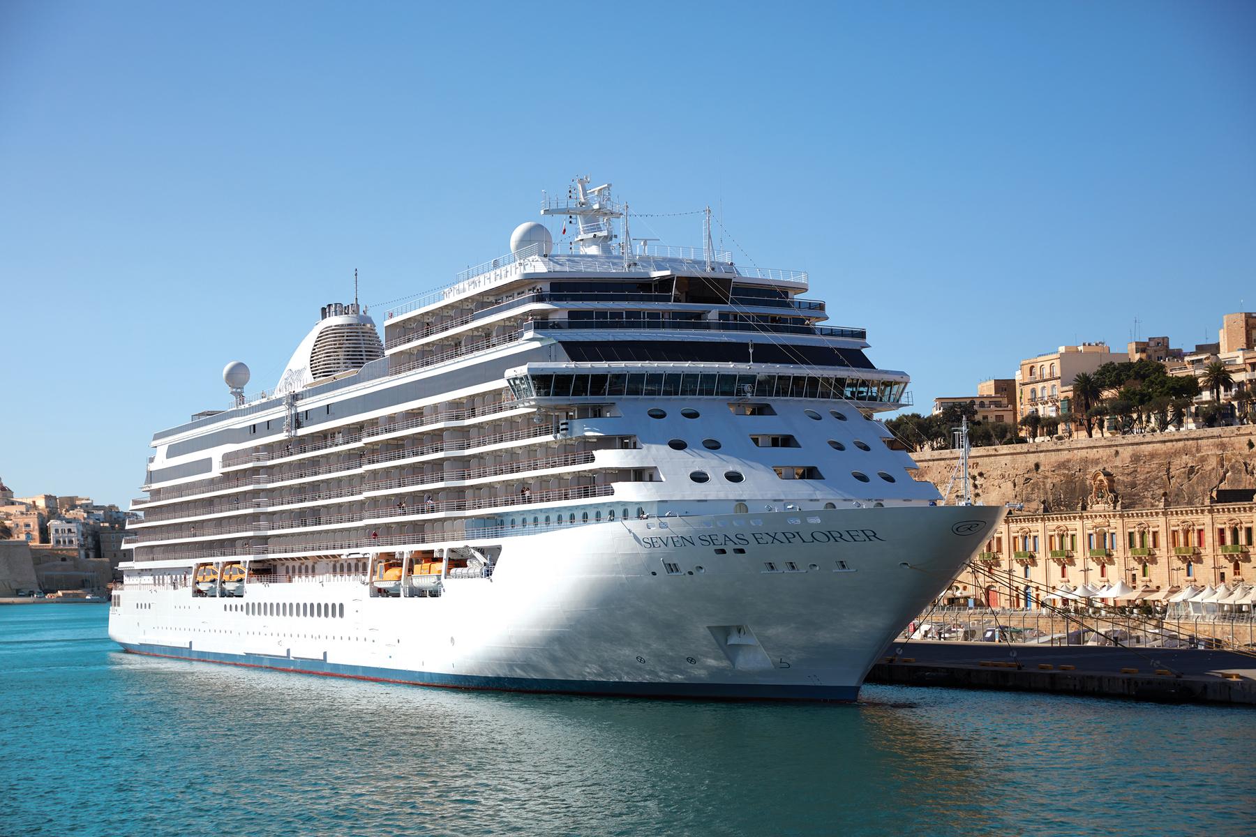Regent Seven Seas Cruises Announces Full Return to Sailing Around the World Starting This Fall