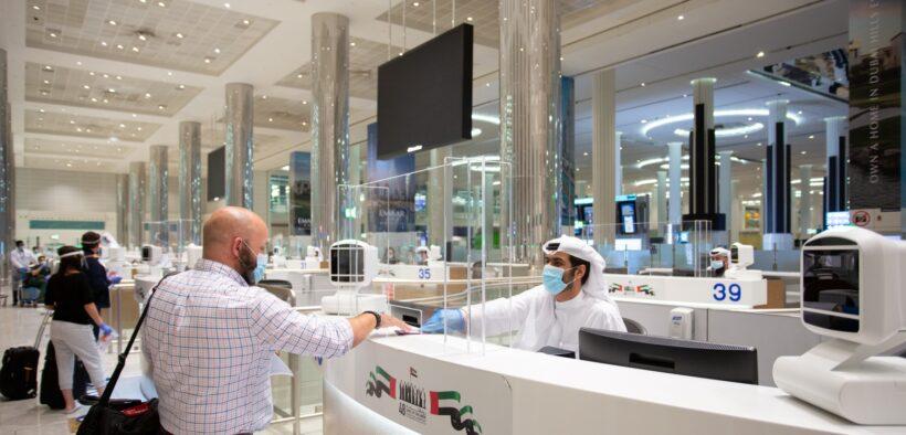 DXB gains Airport Health Accreditation for Dubai's anti-COVID measures