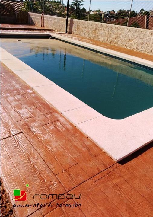 cemento impreso guadalajara