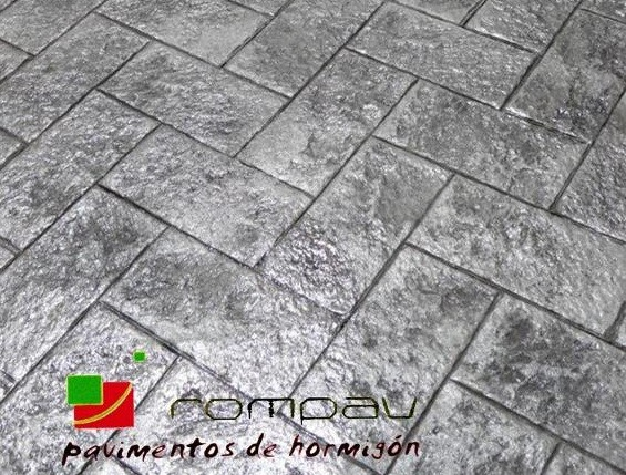 Pavimentos de hormigon impreso meco