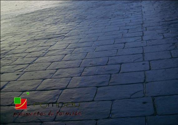 Pavimentos de hormigon impreso guadalajara