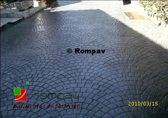 hormigon impreso Segovia