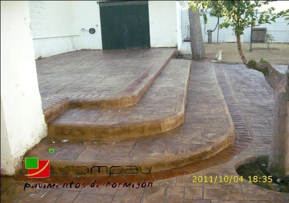 escaleras de construccion impresas en madrid