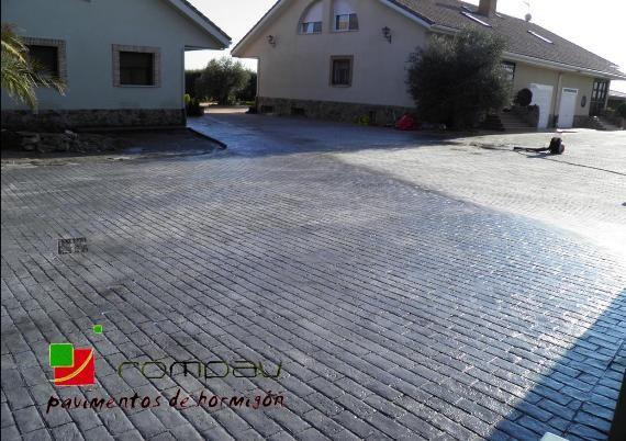 suelos de hormigon impreso guadalajara