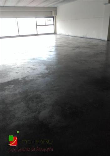 Pavimetos de hormigon pulido Madrid