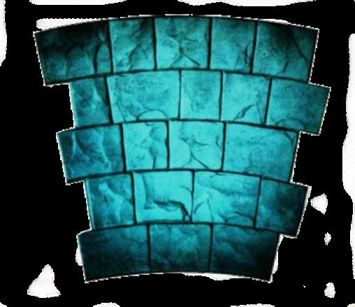 molde circulo exterior