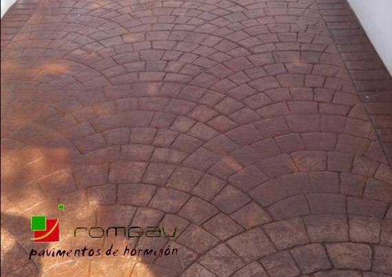 suelos impresos barcelona