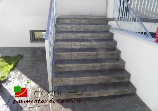 escaleras impresas boadilla del monte