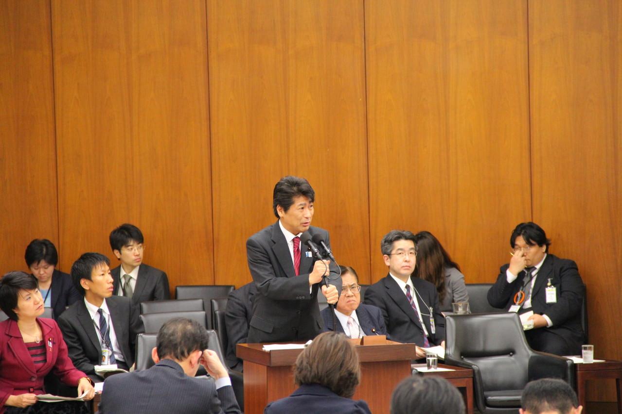 田村厚生労働大臣から答弁。