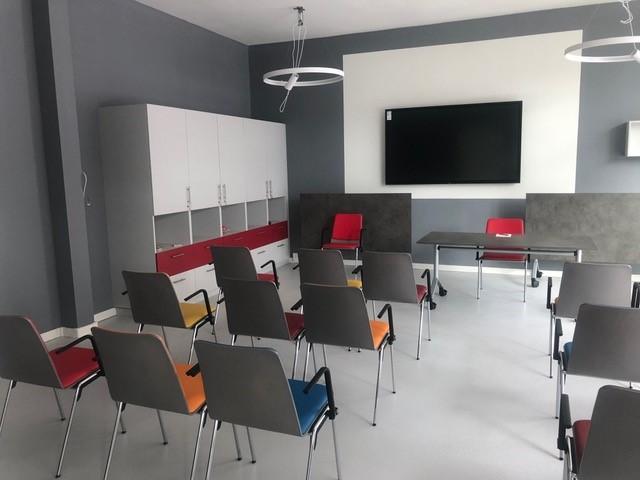 Seminarraum im HOBUSCH3 in Dessau