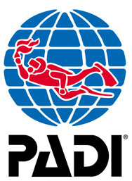 Padi logo professional association of diving instructors be best be padi
