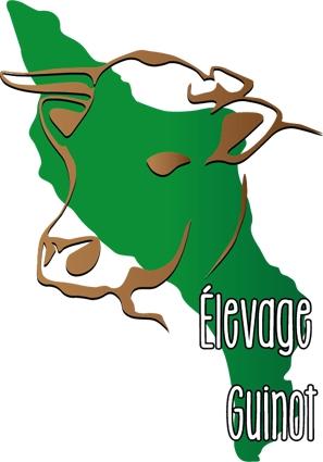 logo du gaec Guinot, élevage et vente directe de viande bovine sur l'île d'Oléron 17