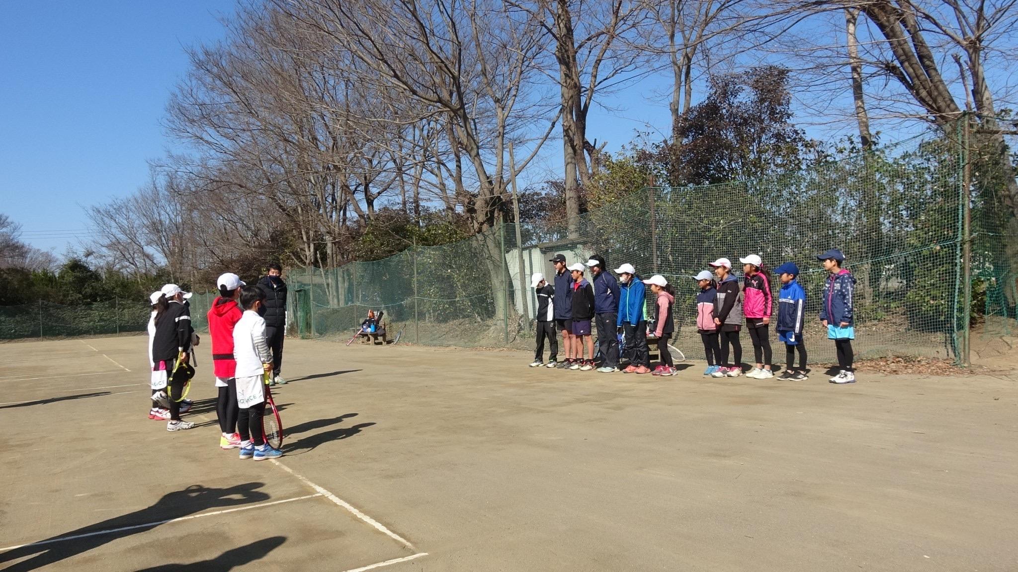 むさしの村ローンテニスクラブ 交流会
