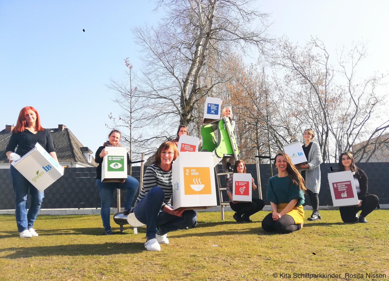 Rundum Nachhaltig mit KITA21+