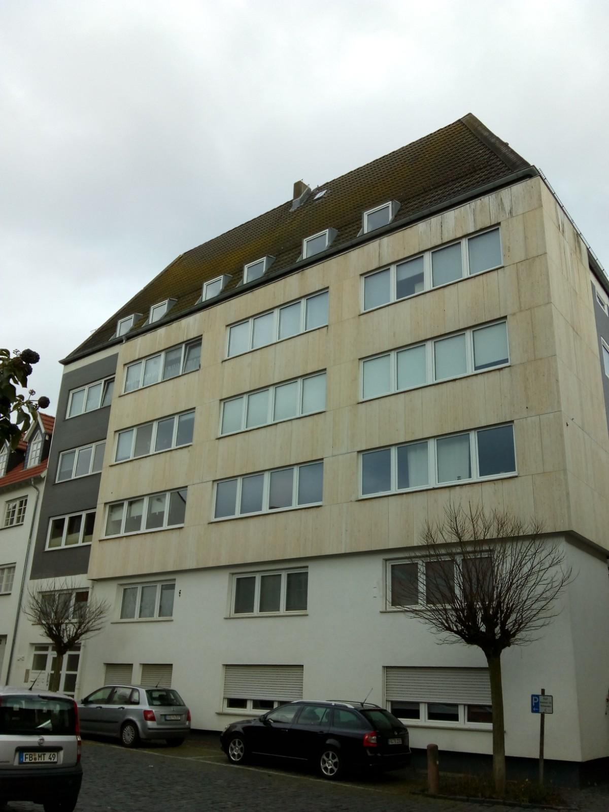 Mehrfamilienhaus in Butzbach - 12 Wohneinheiten