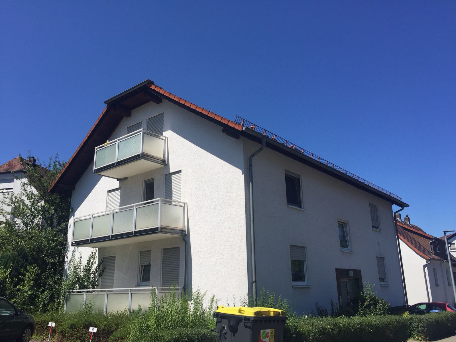 Mehrfamilienhaus in Marburg - 8 Wohneinheiten