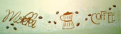 Küchenmotiv-Bordüre