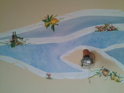Küchenwand - Detail