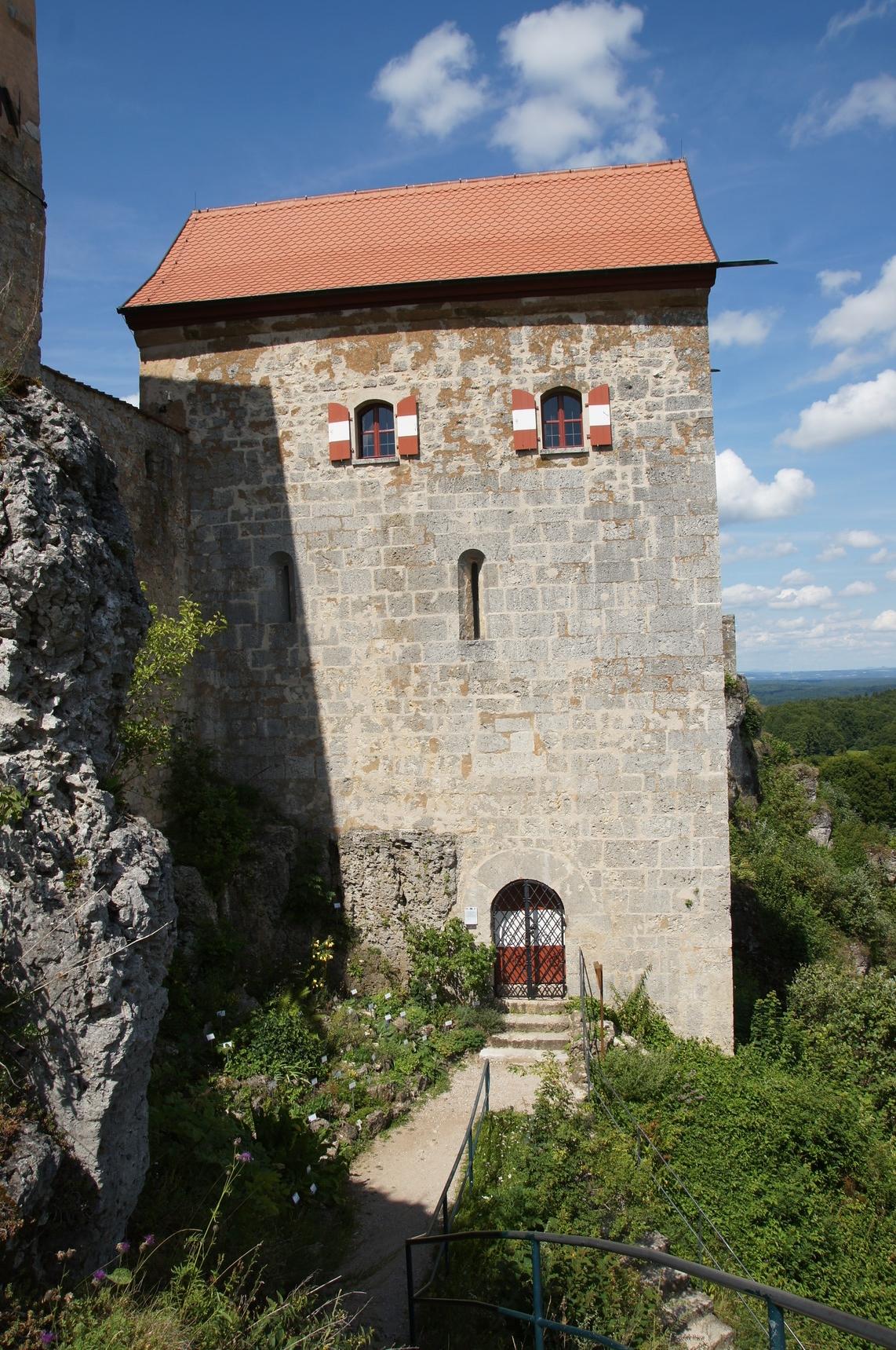 Burg Hohenstein - unser Ausflugsziel am Samstagnachmittag