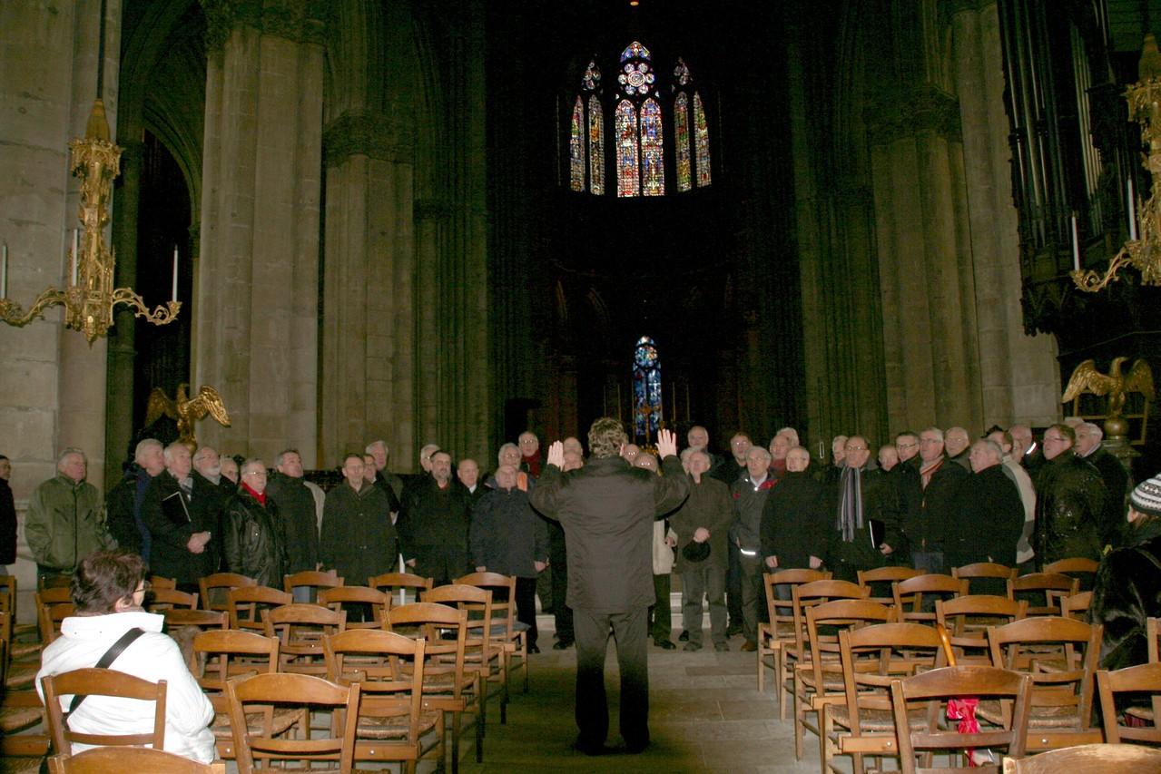 Kathedrale zu Reims (Frankreich)