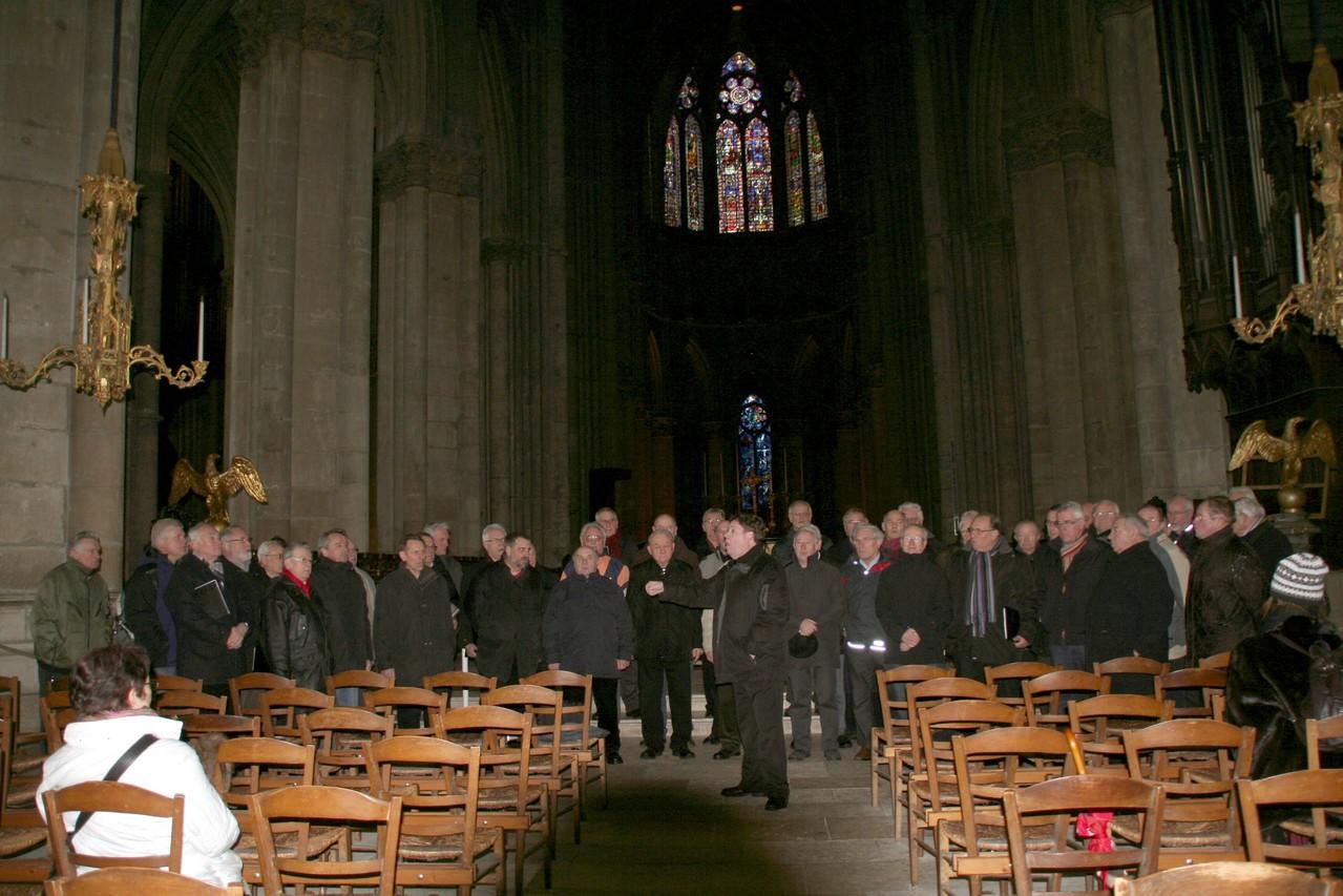 Abtei Saint-Remi (Reims) (Ständchen)