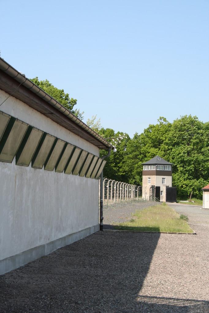 MPC Chorreise Thüringen -  KZ Buchenwald 24.05.2008 -