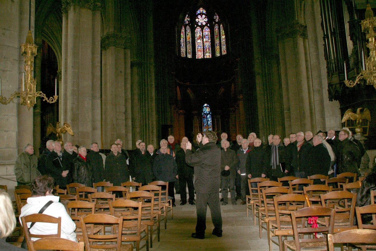 Abtei Saint-Remi (Reims) Kathedrale