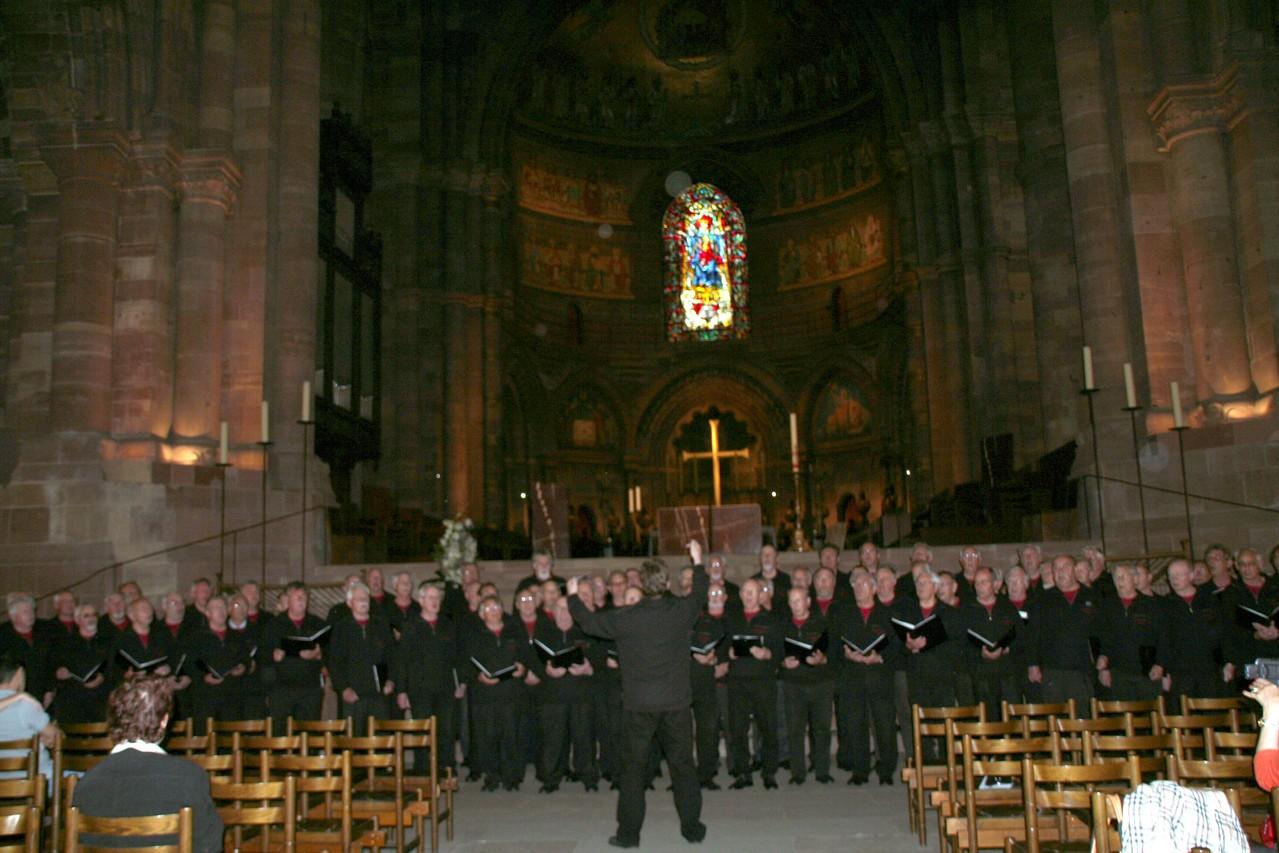 Konzert im Münster