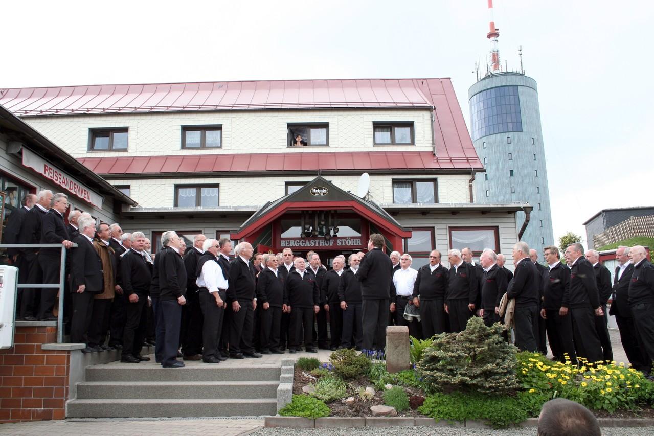 MPC Chorreise Thüringen -  23. -  26.05.2008 -