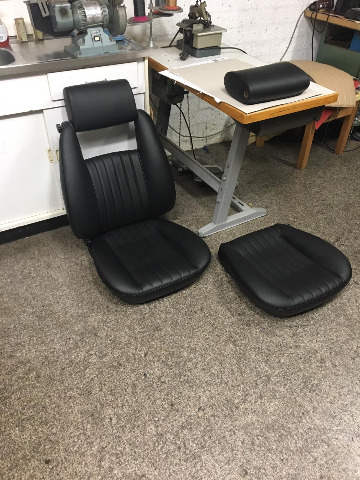new seat refurbished seat restoration seat restoration 105.93.58.001.00/01 tav 133