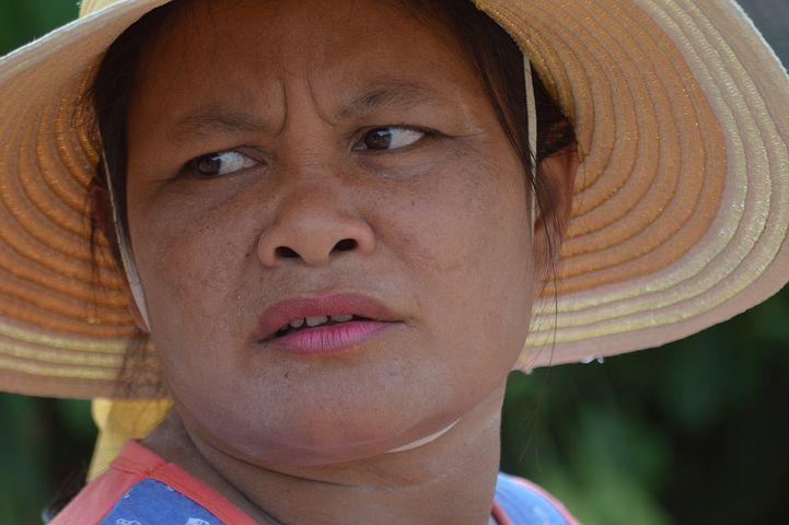 タイ人女性、おばさん、結婚、相手
