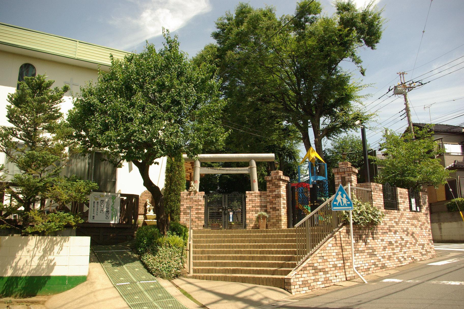 双恵幼稚園 270m
