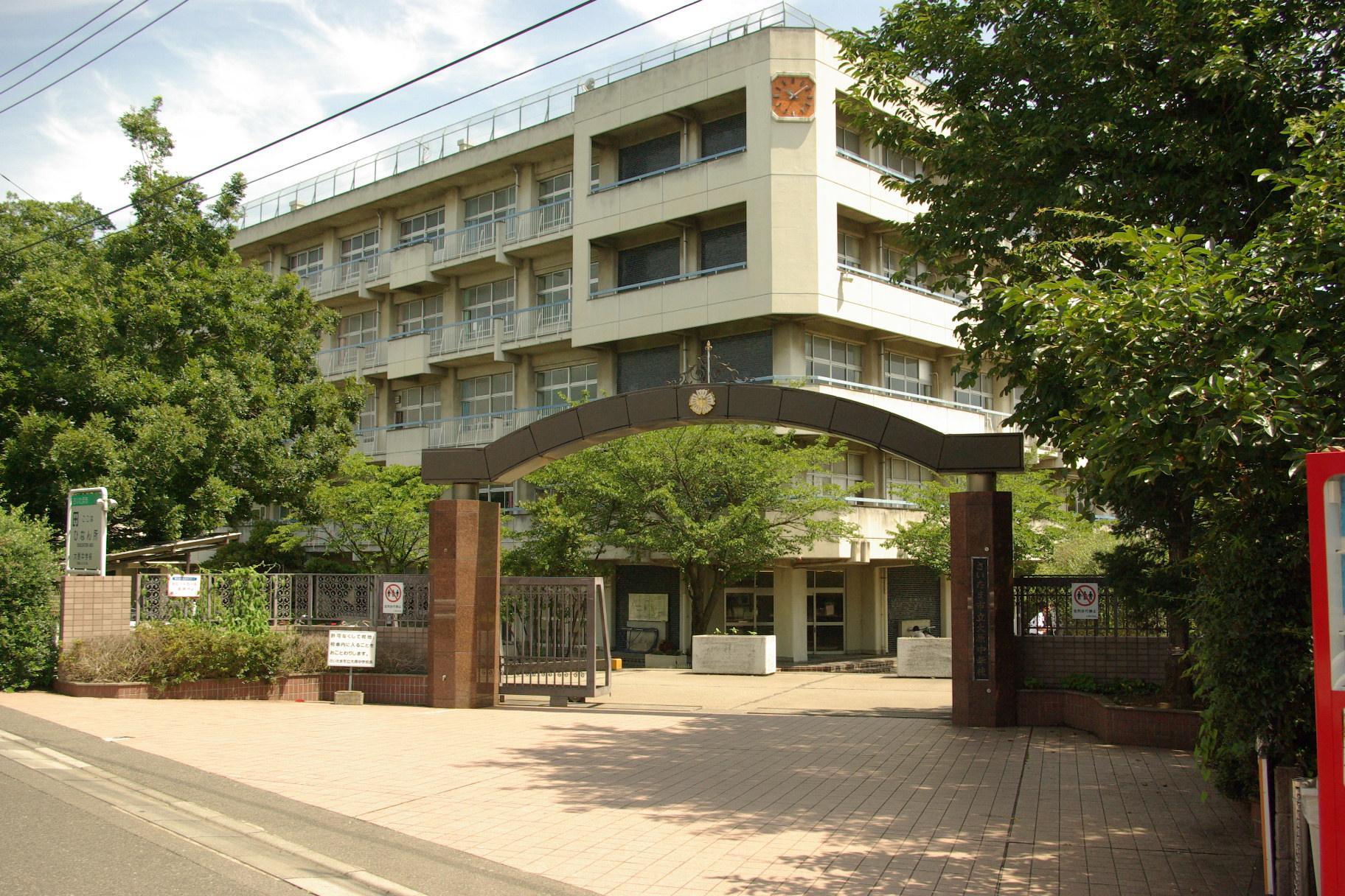 大原中学校 1.5km