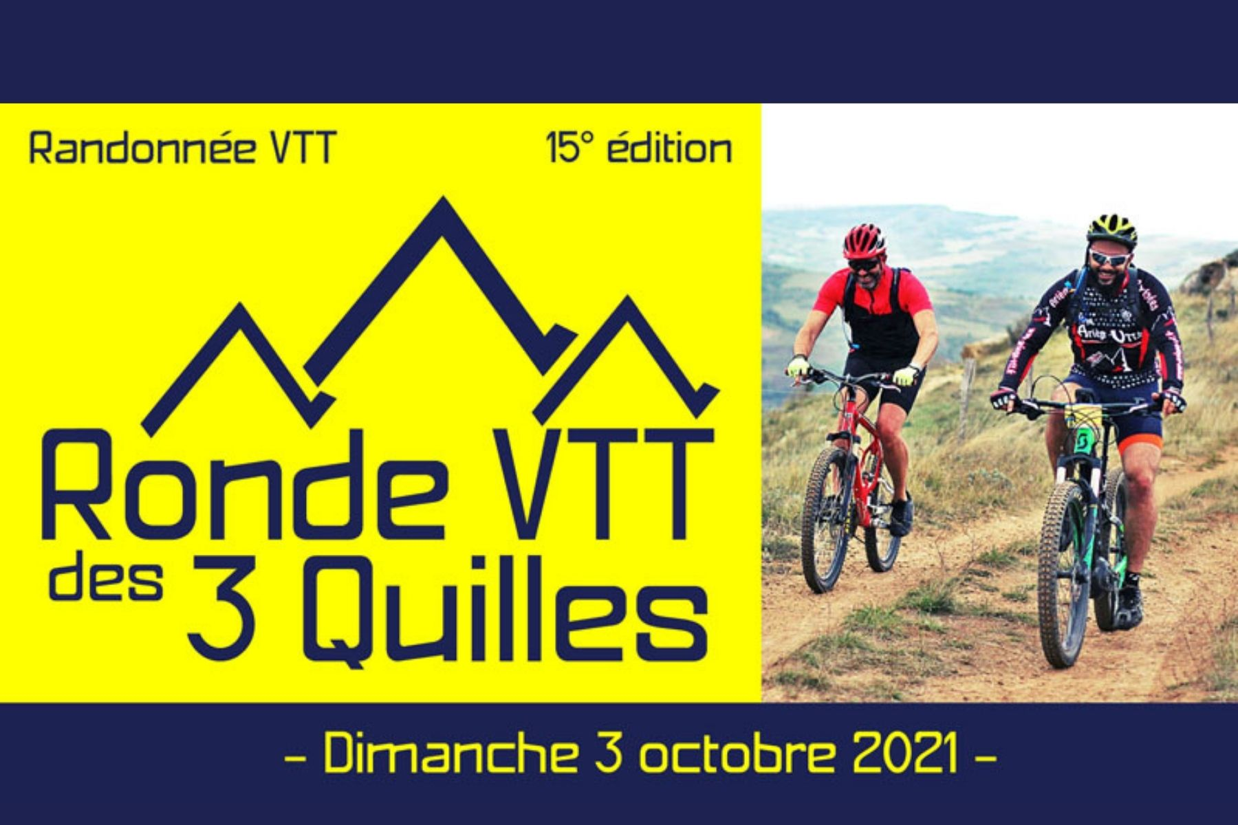 Ronde VTT des 3 Quilles