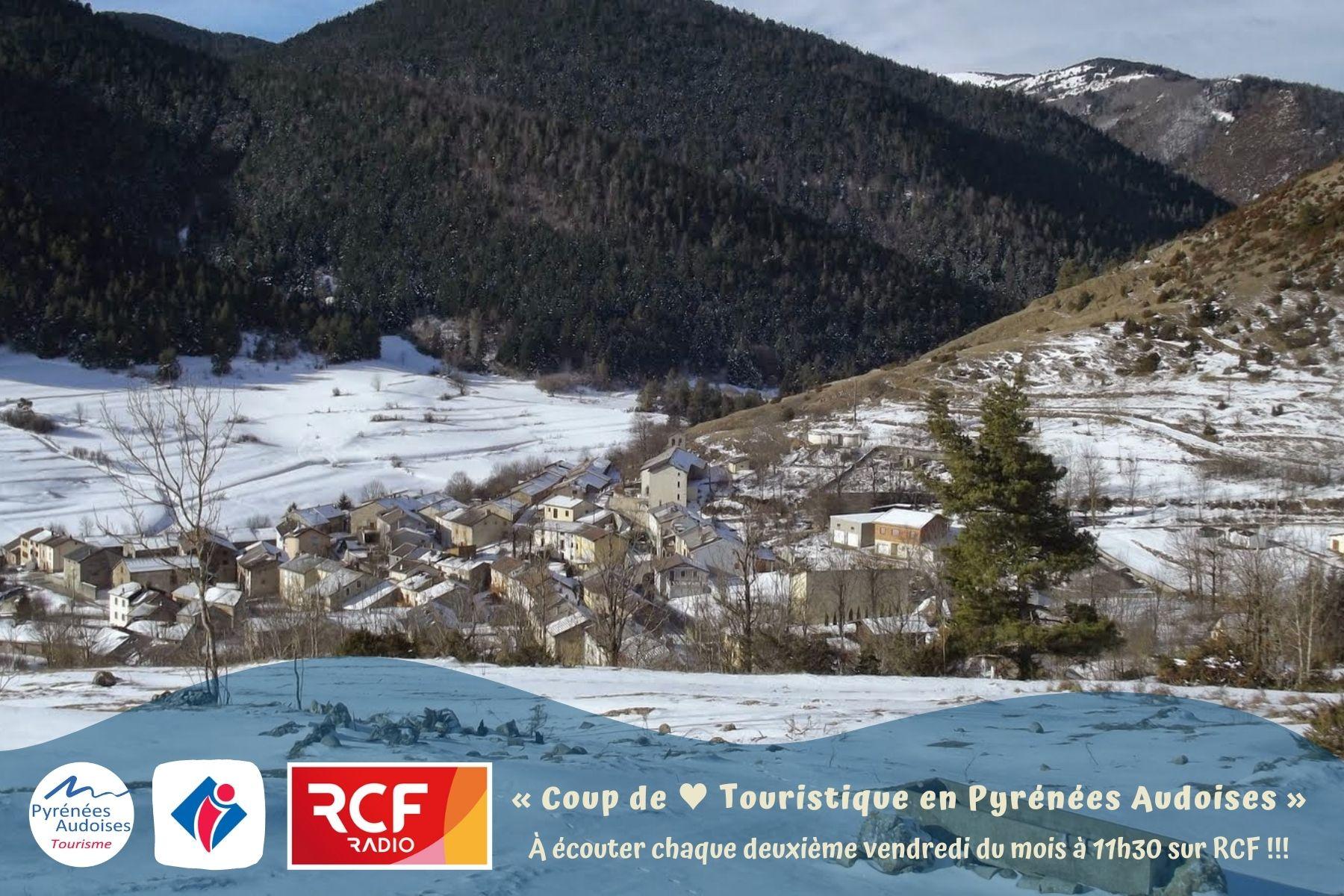 Les Pyrénées Audoises sur les Ondes