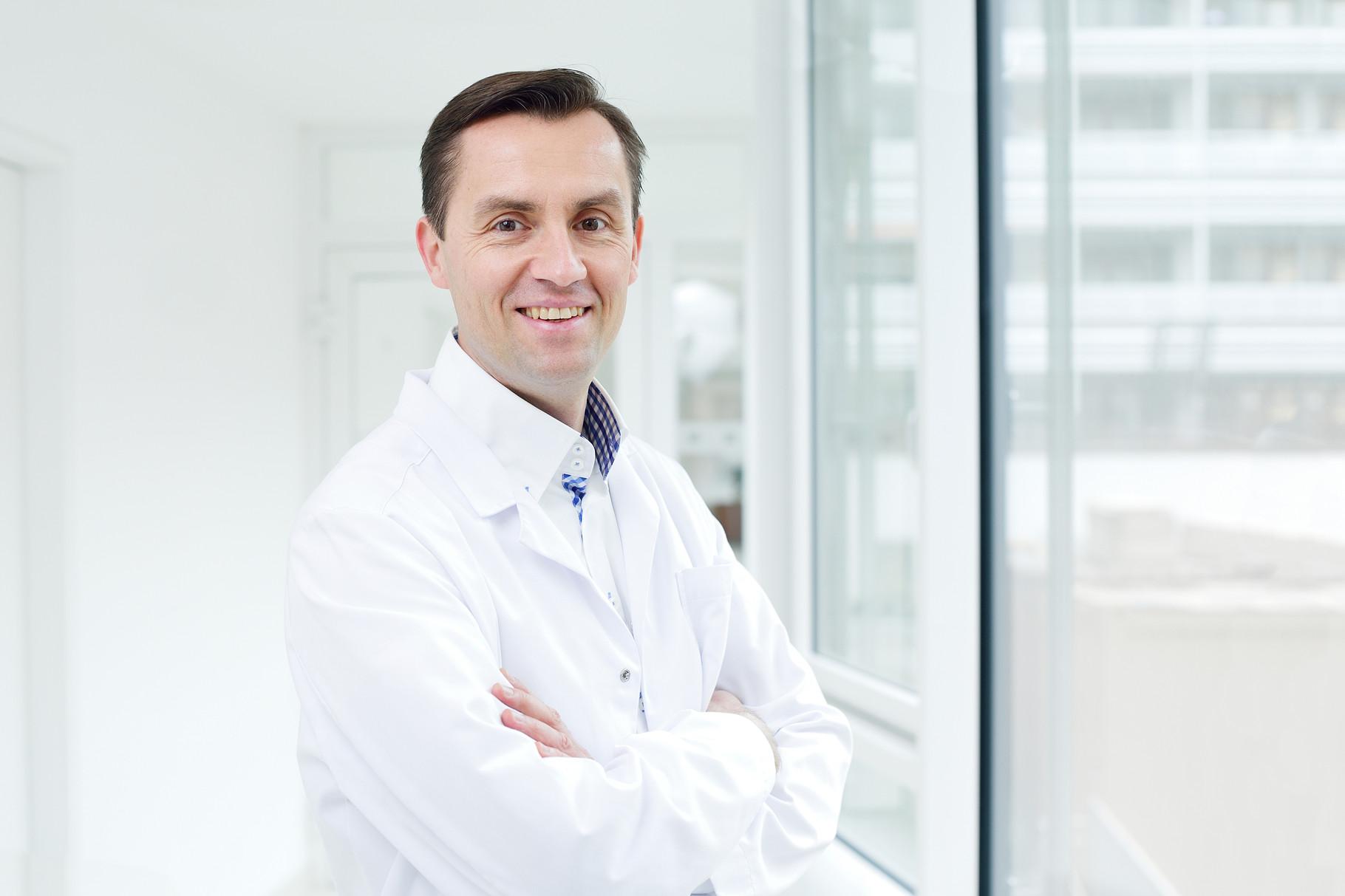 Orthopäde in Gmunden am Traunsee - Ordination Dr. Boris Poschusta