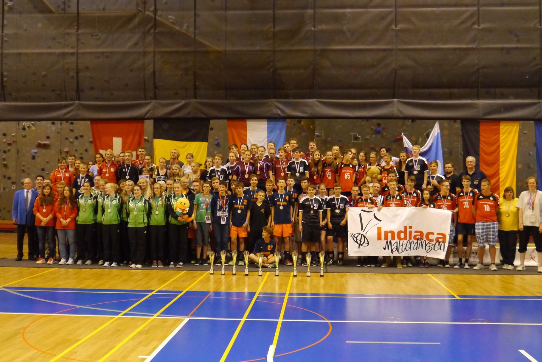 Die Deutschen Teams beim Worldcup