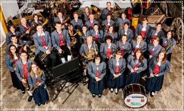 Der gesamte Musikverein