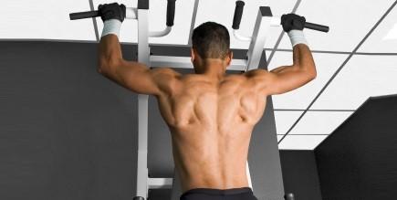 ejercicios para hacer con barra fija