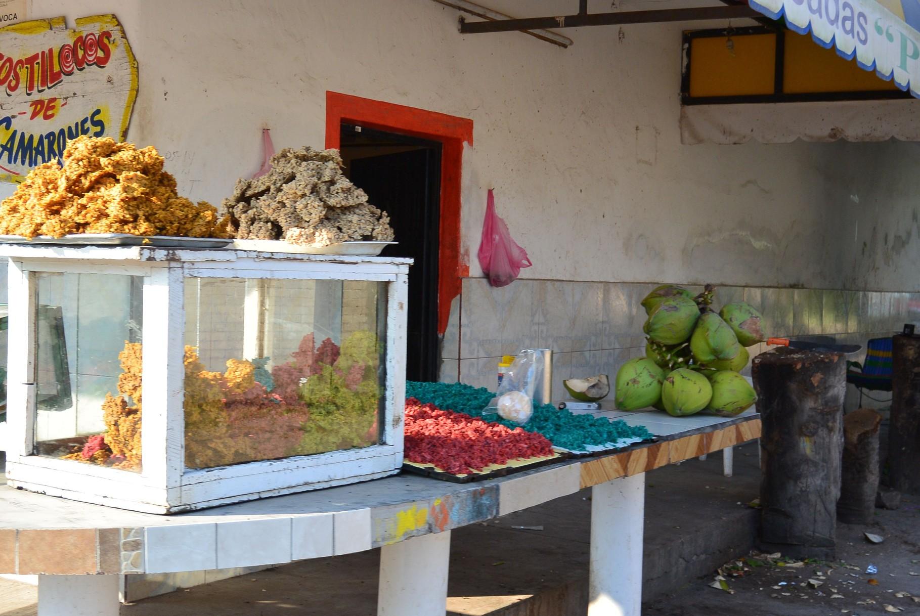 Gourmandises à la noix de coco