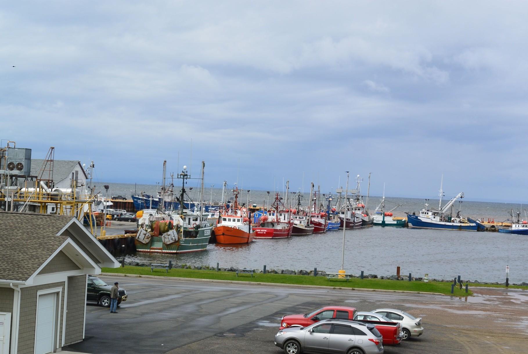 Port de Caraquet