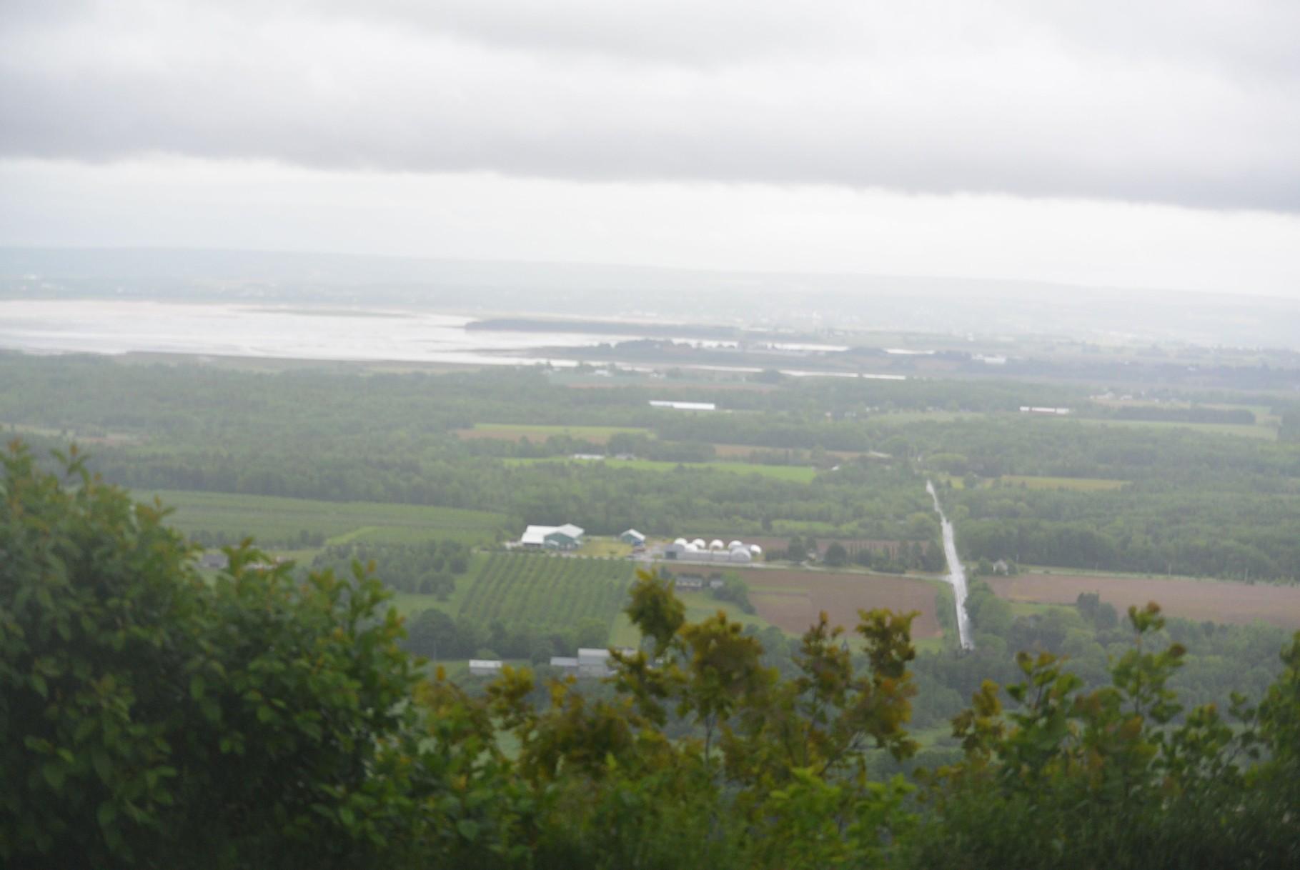 vallée de l'Annapolis
