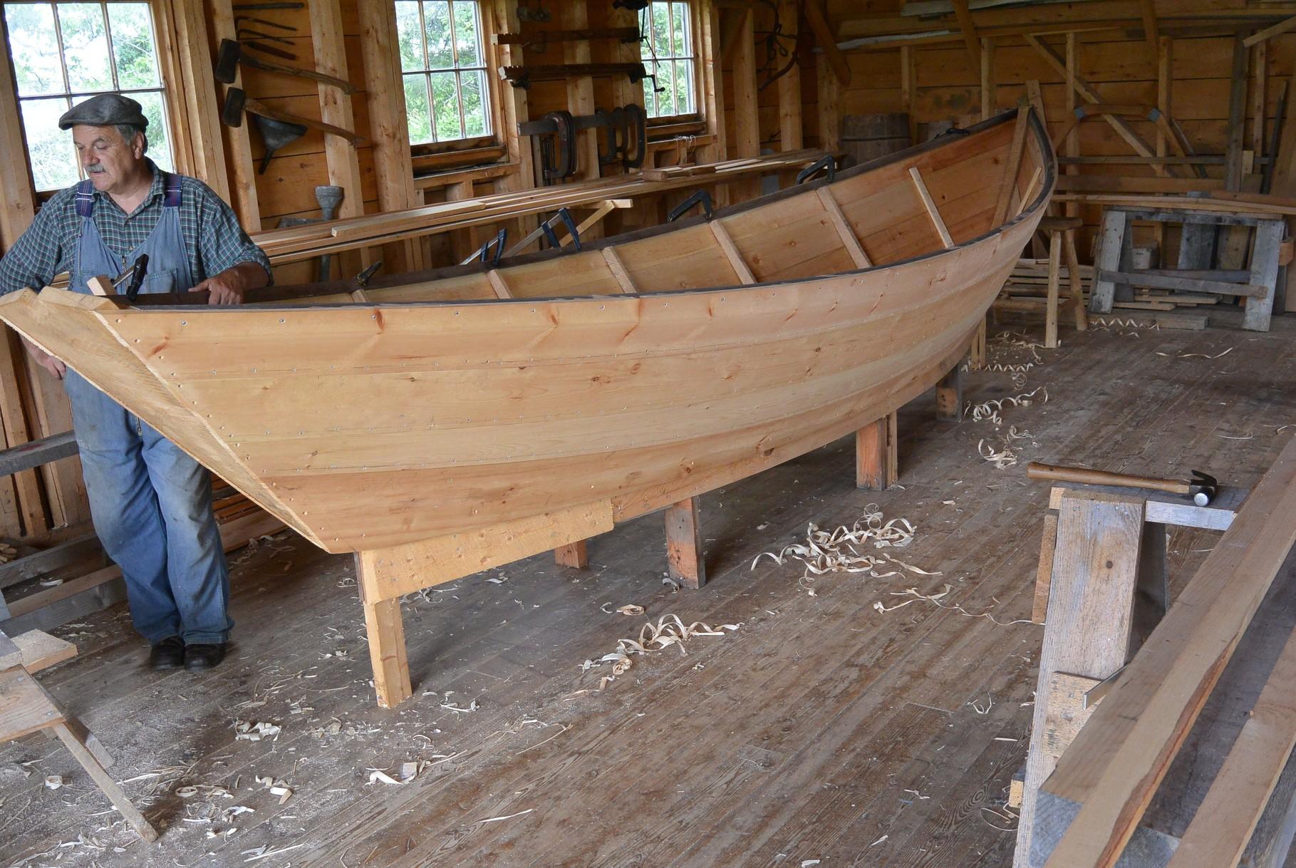 fabrication de bateau de pêche