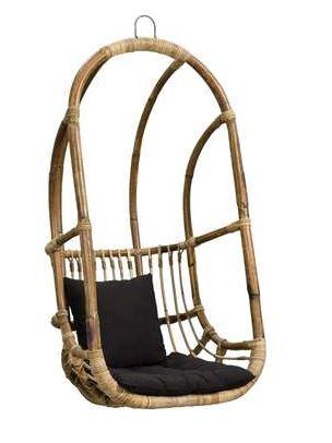 Hangstoel Rotan Buiten.Rotan Hangstoel Gratis Vacht En Kussen