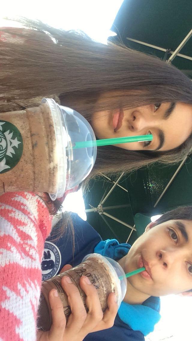 Amamos los frappuccinos