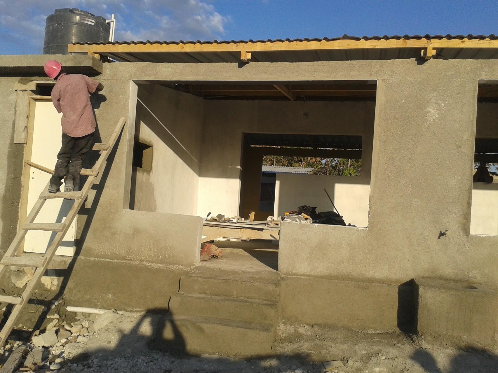 Installation Réservoir d'eau